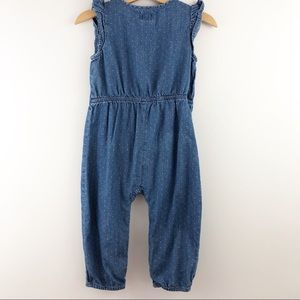 87793bc36 GAP One Pieces   1824 Month Factory Girls Long Pant Romper   Poshmark